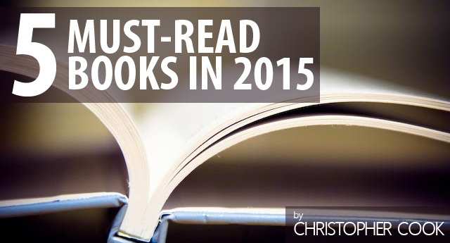 5 Must-Read Books in 2015