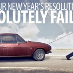 Why Your New Year's Resolutions Are Absolutely Failing