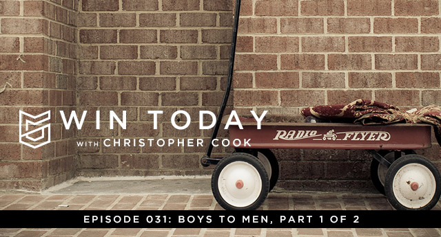 "I have a massive passion to see young men become the men God designed them to be. Yet I observe too many aging little boys who leave their ""man card"" on the shelf so-to-speak. What's behind the lack of maturity? What's behind the fear of commitment? What's behind the fear of intimacy? In this episode, I'm diving into part one this topic with one of my key mentors, Dave Bauer."