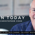 053: If You Hate Change, You Might Waste Your Life (feat. Jamie Winship)