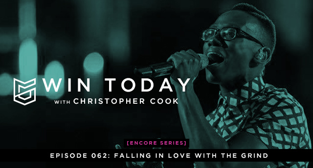 "The pursuit of your passions and dreams require so much more than talent and hard work. Joining us today is singer Brian Nhira. Brian is best known for his work on season 10 of NBC's, ""The Voice."" Today, we're going to be talking all about the grind."