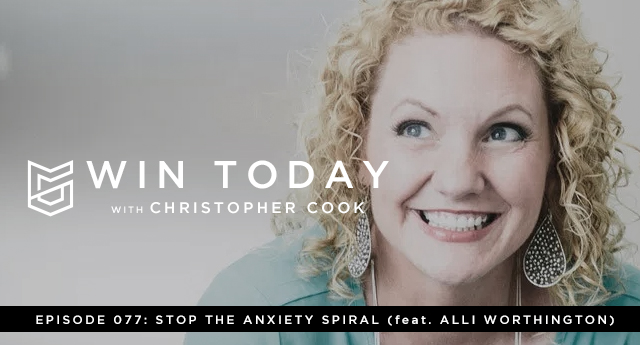 Grab a cup of coffee and sit down for some encouragement from a friend. Alli's no-nonsense, wise advice will lighten your heart and help you cut through the daily clutter of fear and worry to reconnect with your own fierce faith.