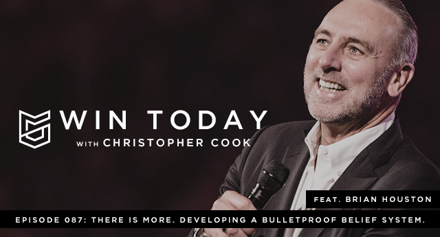 Joining me today is Brian Houston, global senior pastor of Hillsong Church. And today, we're talking all about developing a resilient spirit in the face of pain and hardship, overcoming disappointment, and establishing your life for significance; significance characterized by these words and the title his brand-new book: there is more.
