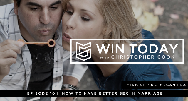 God wants you to have amazing sex. He designed it. And He wants you to enjoy it in the covenant of marriage.